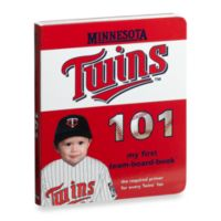 Minnesota Twins 101 in My First Team Board Books™