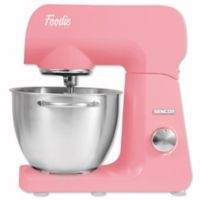 Sencor Stand Mixer in Red Coral