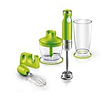 Sencor® Hand Blender with 5 Accessories in Green