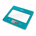 Sencor® Ultra Slim Digital Kitchen Food Scale in Turquoise