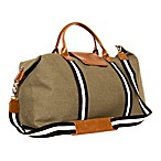 Brouk & Co. Original Duffle Bag in Military Green