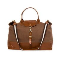 Brouk & Co. The Journeyman Tour Bag in Brown