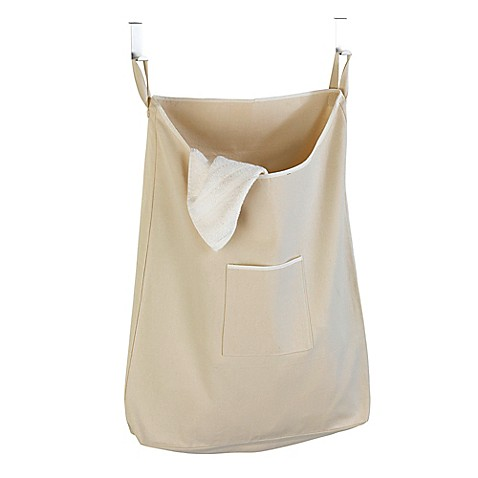 Canvas Laundry Bag Bed Bath And Beyond