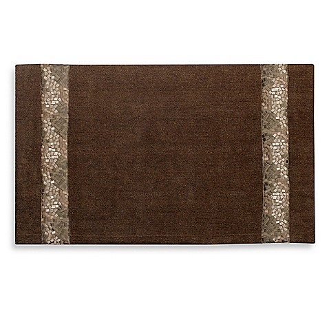 croscill mosaic tile rug bed bath beyond. Black Bedroom Furniture Sets. Home Design Ideas