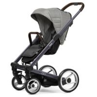Mutsy Igo Stroller in Dark Grey/Heritage Dawn