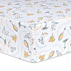 Trend Lab® Dr. Seuss™ Oh! The Places You'll Go Fitted Crib Sheet