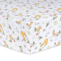 Trend Lab® Dr. Seuss™ Green Eggs and Ham Sam-I-Am Fitted Crib Sheet