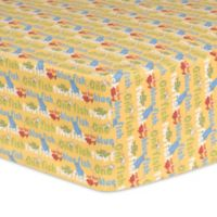 Trend Lab® Dr. Seuss™ One Fish, Two Fish Titles Fitted Crib Sheet