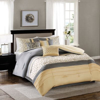 Buy Yellow Queen Bed Comforter Sets from Bed Bath & Beyond