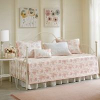 Madison Park Serendipity Daybed Set in Coral
