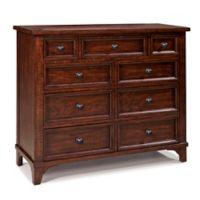 Intercon Furniture Hayden 9-Drawer Gentleman's Chest