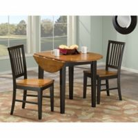 Intercon Furniture Arlington 3-Piece Dining Set