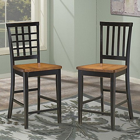 Intercon Furniture Arlington Bar Stool Chair And Bench Collection Bed Bath Beyond