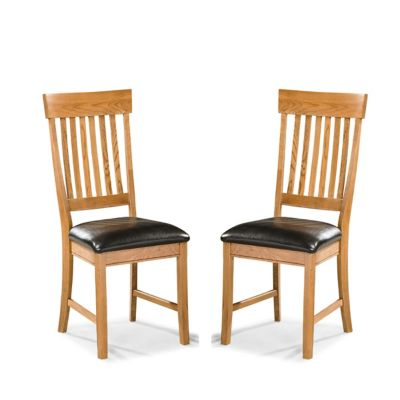 Buy Oak Kitchen Chairs from Bed Bath Beyond