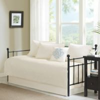 Madison Park Quebec 6-Piece Daybed Set in Ivory