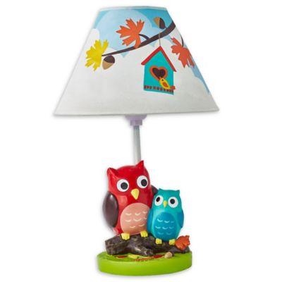 High Quality Lighting U003e Fantasy Fields Enchanted Woodland Kidsu0027 Table Lamp