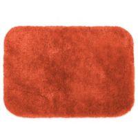 Wamsutta® Duet 24-Inch x 40-Inch Bath Rug in Paprika