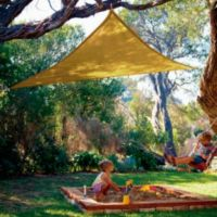 Coolaroo® 9-Foot 10-Inch Party Sail in Yellow