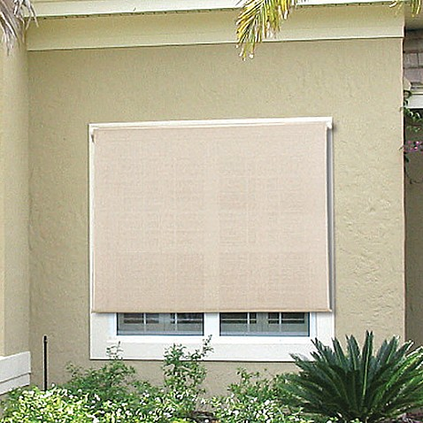 Coolaroo® Premium Exterior Sun Shade - Pebble - Bed Bath & Beyond