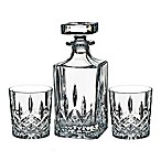 Marquis® by Waterford Markham 3-Piece Decanter Set