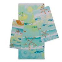 Kathy Davis By The Sea Bath Towel