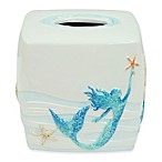 Bacova Sea Splash Boutique Tissue Box Cover