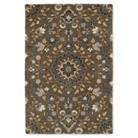 Kaleen Middleton Alhambra 9-Foot x 12-Foot Area Rug in Chocolate