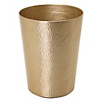 TITAN® Uli Wastebasket in Gold