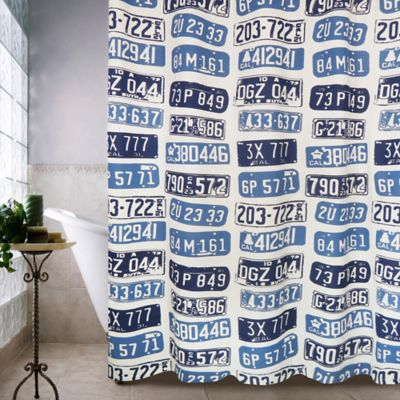 Buy Denim Shower Curtains from Bed Bath & Beyond