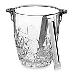 Bormioli Rocco Dedalo Ice Bucket with Tongs
