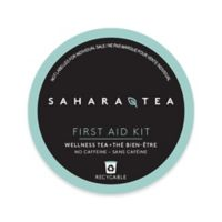 Sahara Tea 12-Count First Aid Kit Cold Relief Tea Collection