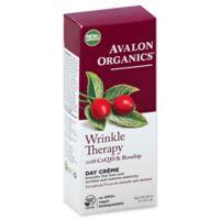 Avalon Organics® Wrinkle Therapy 1.75 oz. Day Crème