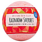 Fizz & Bubble 6.5 oz. Artisan Bath Fizzy in Rainbow Sherbet