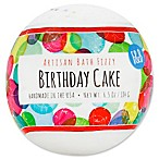 Fizz & Bubble 6.5 oz. Artisan Bath Fizzy in Birthday Cake