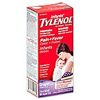 Infant Tylenol® Oral Suspension Pain + Fever in Grape Flavor