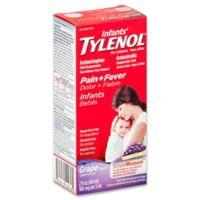 Infant Tylenol® Oral Suspension Pain + Fever in Grape Flavor