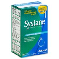 Alcon® Systane® 30-Count Lubricant Eye Drops .7mL Vials