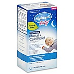Hyland's® 4 oz. Baby Nighttime Mucus + Cold Relief