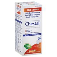 Boiron® Chestel® 6.7 oz. Adult Cold and Cough Homeopathic Medicine