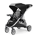 Chicco® BravoFor2™ Double Stroller in Zinc