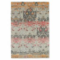 Kaleen Mercery Silkscreen 9-Foot 6-Inch x 13-Foot Area Rug in Fire
