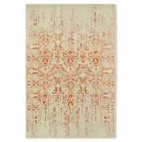 Kaleen Mercery Impressions 9-Foot 6-Inch x 13-Foot Area Rug in Paprika