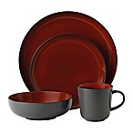 Gordon Ramsay by Royal Doulton® Bread Street 4-Piece Place Setting in Dark Red