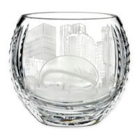House of Waterford® America the Beautiful Chicago Oval Bowl