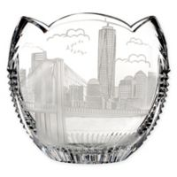 House of Waterford® America the Beautiful New York Oval Bowl