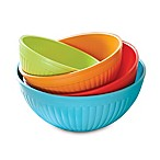 Nordic Ware® 4-Piece Prep 'N Serve Bowl Set