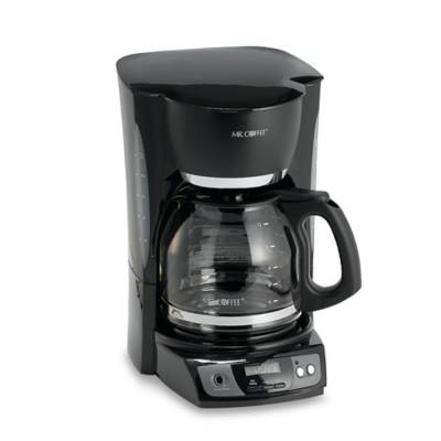 Mr Coffee  Cup Programmable Coffee Maker Bed Bath Beyond