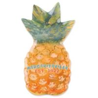 Margaritaville® Icon Figural Pineapple Tray in Blue