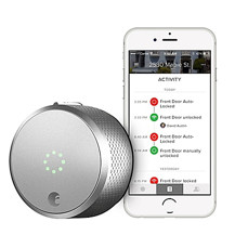 August Smart Home Lock And