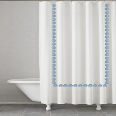 Buy Light Blue Shower Curtain from Bed Bath & Beyond